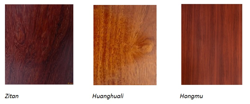 Chinese classical furniture wood